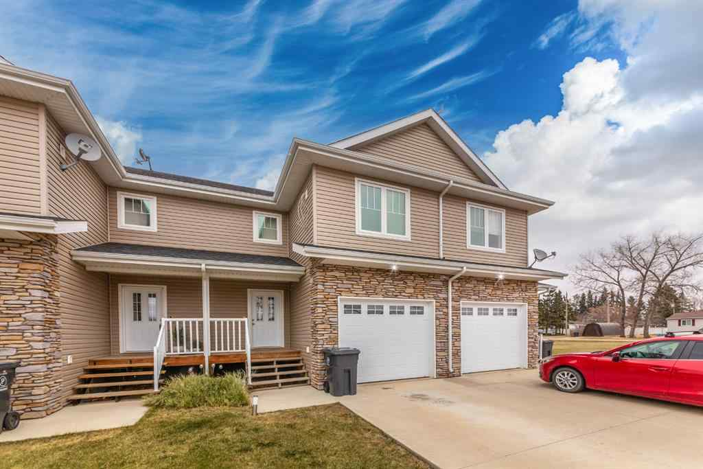 MLS® #A1044621 - Unit #2  5002  51 Avenue   in Blackfoot Blackfoot, Residential Open Houses