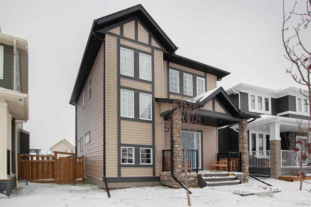 MLS® #A1044630 - 425 Ravensmoor Common SE in Ravenswood Airdrie, Residential Open Houses