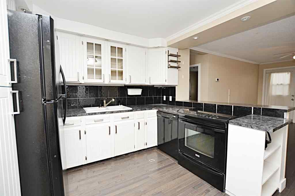 MLS® # A1045004 - 215 1  Avenue NW in NONE Black Diamond, Residential Open Houses