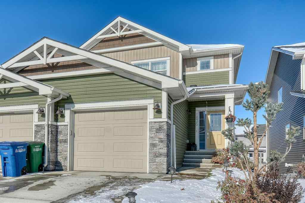 MLS® #A1045158 - 1830 Baywater Drive SW in Bayside Airdrie, Residential Open Houses