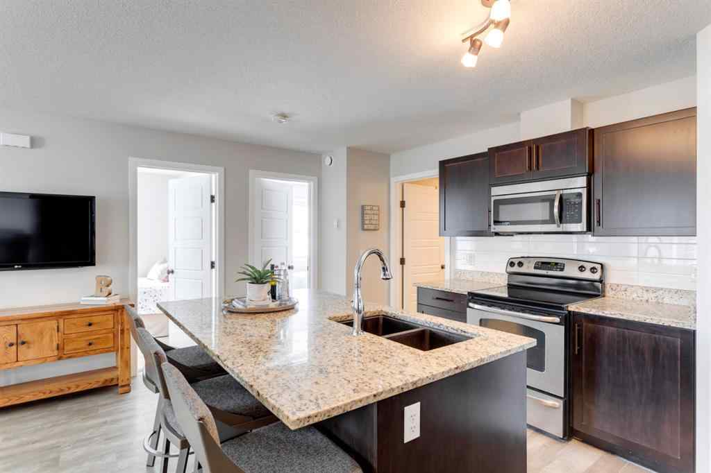 MLS® #A1045277 - Unit #7101 2781 Chinook Winds Drive SW in Prairie Springs Airdrie, Residential Open Houses