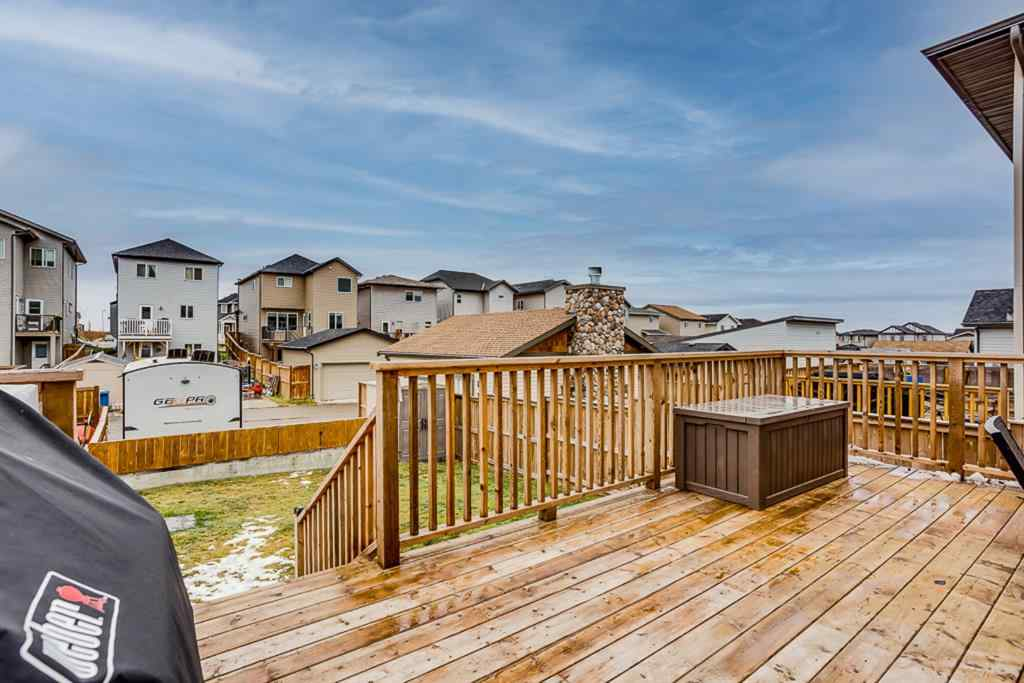 MLS® #A1045309 - 2318 Reunion Street NW in Reunion Airdrie, Residential Open Houses