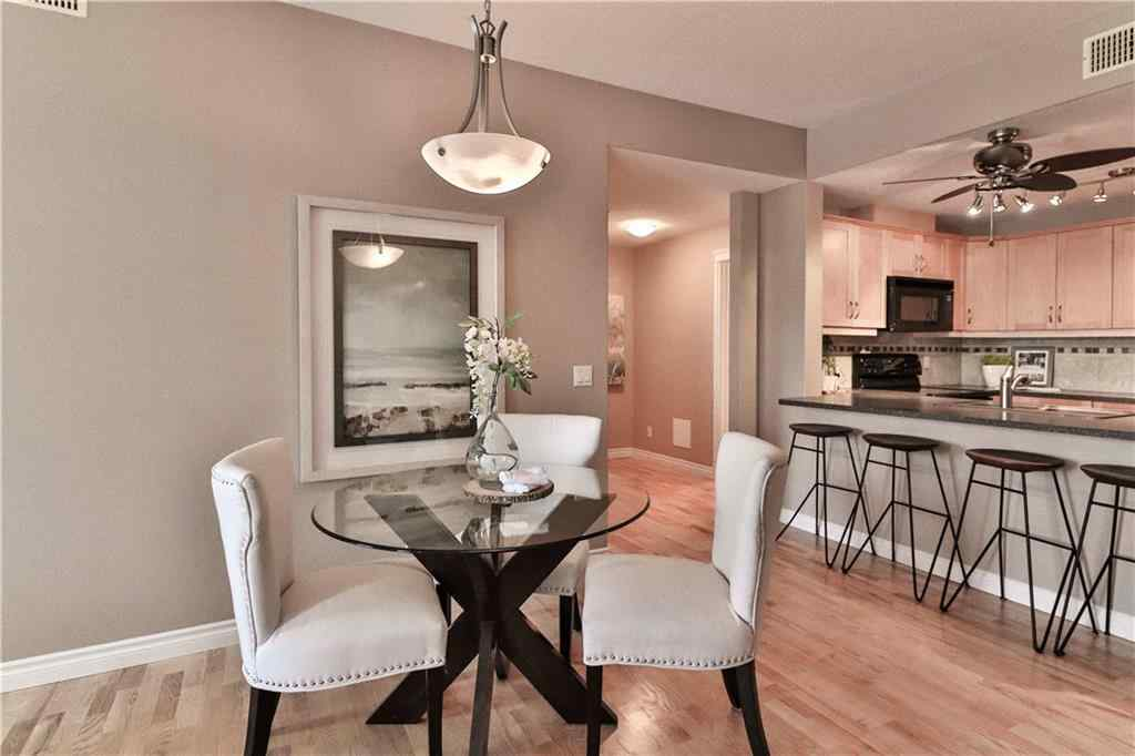 MLS® #A1045504 - Unit #111 2121 98 Avenue SW in Palliser Calgary, Residential Open Houses
