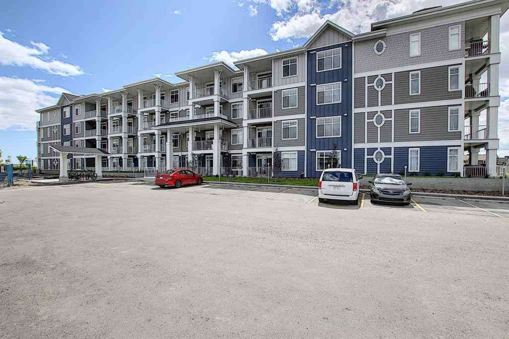 MLS® #A1045536 - Unit #403 300 Auburn Meadows Common SE in Auburn Bay Calgary, Residential Open Houses