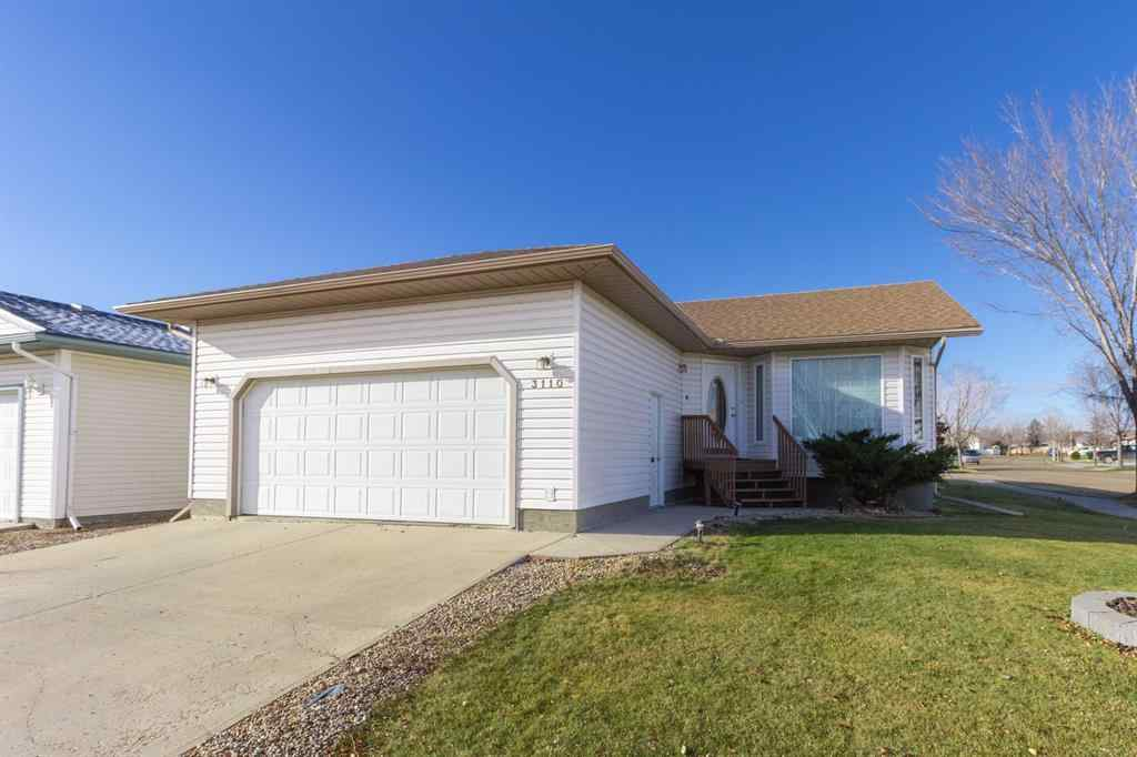 MLS® # A1045910 - 3110 61A Street  in Century Meadows Camrose, Residential Open Houses