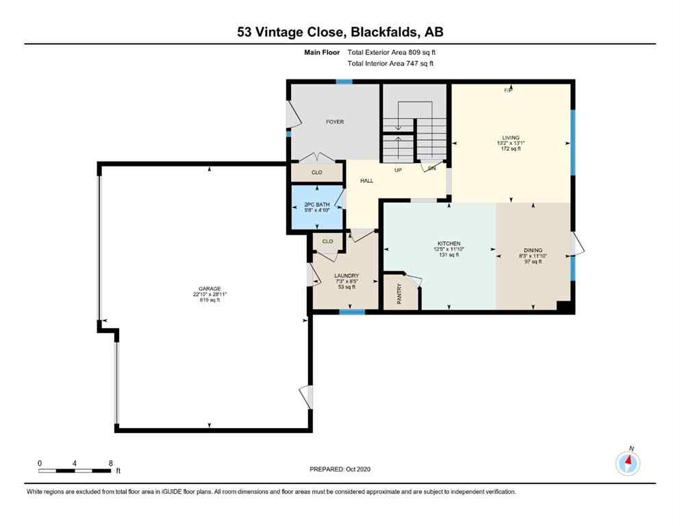 MLS® # A1045919 - 53 Vintage Close  in Valley Ridge Blackfalds, Residential Open Houses