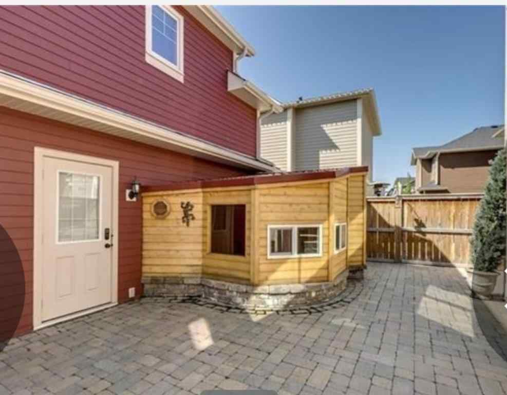MLS® #A1046051 - 1112 Channelside Way SW in Canals Airdrie, Residential Open Houses