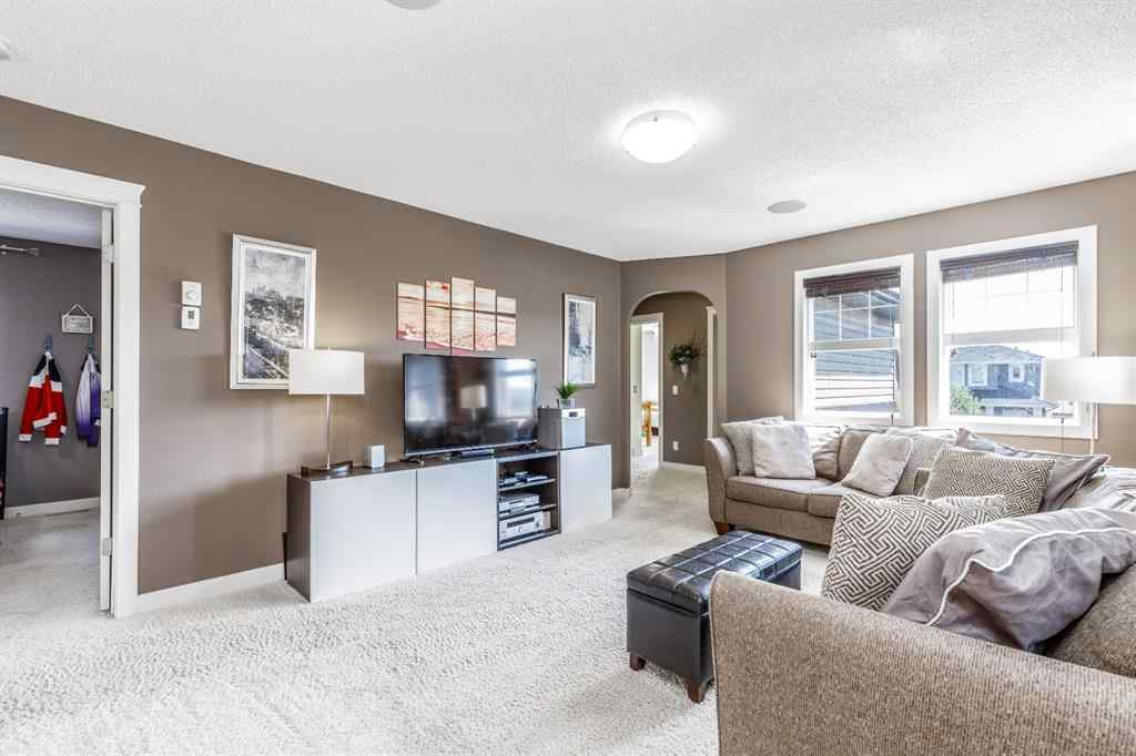 MLS® #A1046176 - 1321 Ravenswood Drive SE in Ravenswood Airdrie, Residential Open Houses