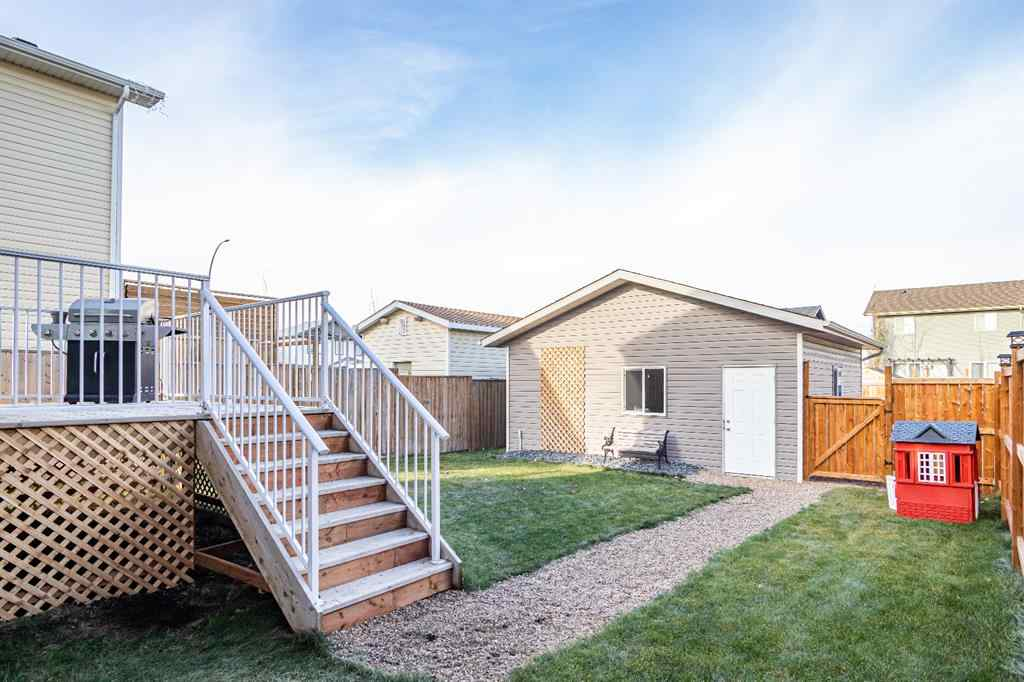 MLS® # A1046181 - 51 Almond  Crescent  in Aspen Lake Blackfalds, Residential Open Houses