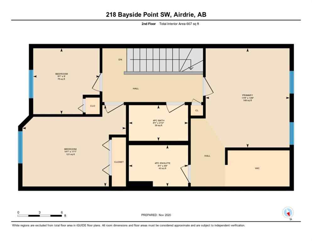 MLS® #A1046688 - 218 Bayside Point SW in Bayside Airdrie, Residential Open Houses