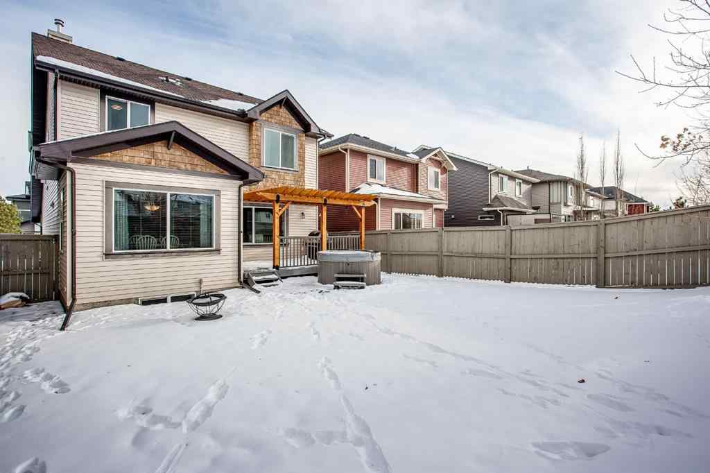MLS® # A1046856 - 788 Coopers Square SW in Coopers Crossing Airdrie, Residential Open Houses