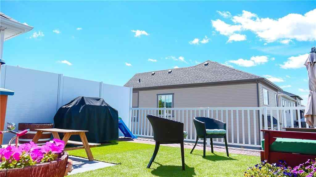 MLS® #A1047000 - 1591 Windstone Road SW in Windsong Airdrie, Residential Open Houses