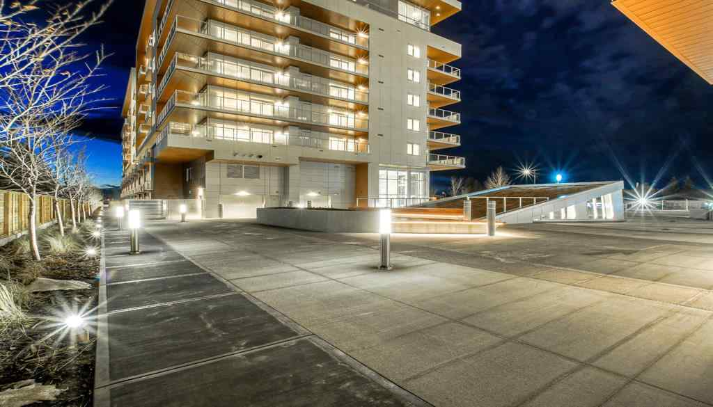 MLS® #A1047046 - Unit #716 8505 Broadcast Avenue SW in West Springs Calgary, Residential Open Houses