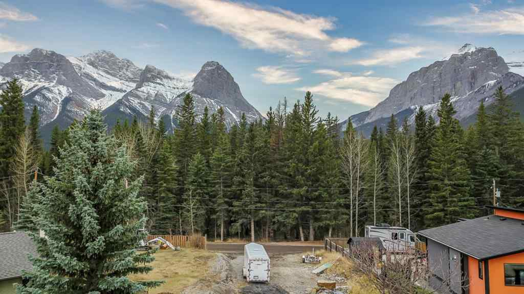 MLS® # A1047282 - 953 13TH Street  in Lions Park Canmore, Land Open Houses