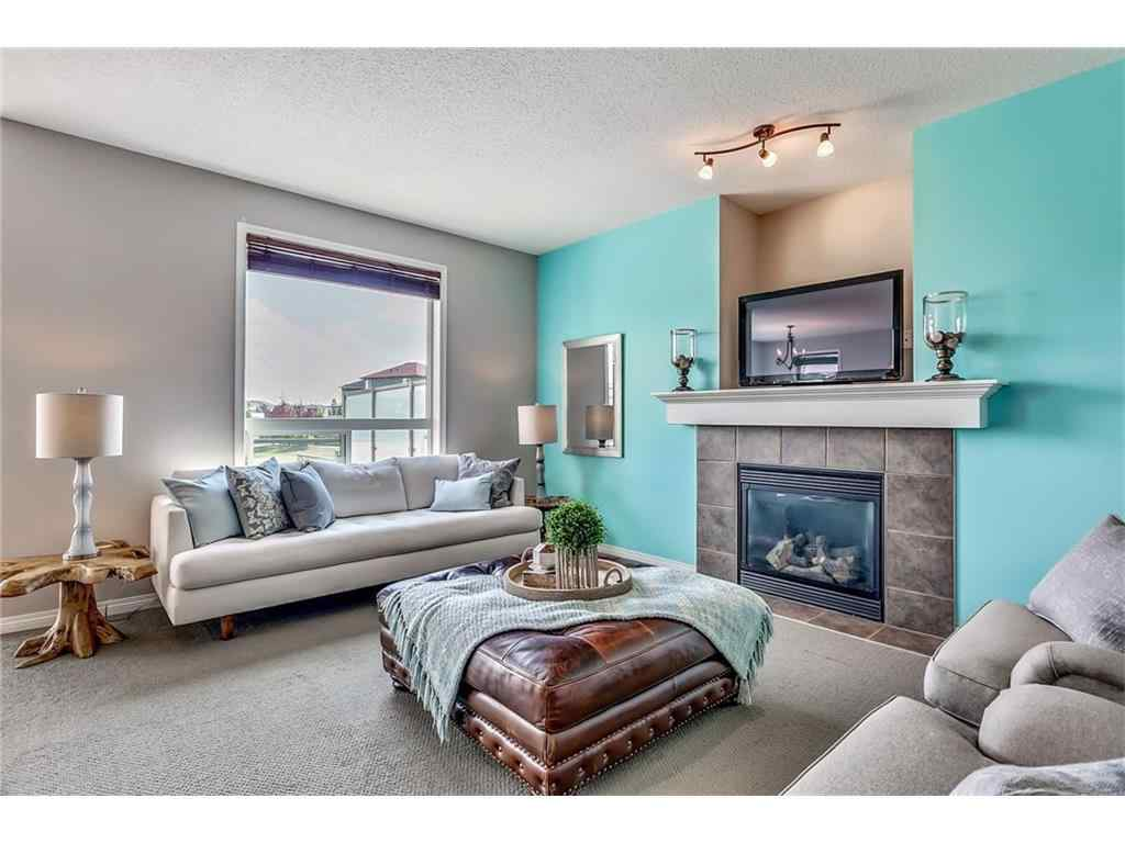 MLS® # A1047404 - 2087 Luxstone Boulevard SW in Luxstone Airdrie, Residential Open Houses