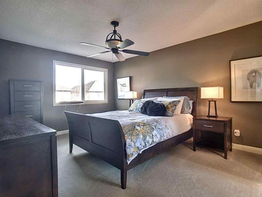 MLS® #A1047405 - 159 Kingsland Heights SE in Kings Heights Airdrie, Residential Open Houses