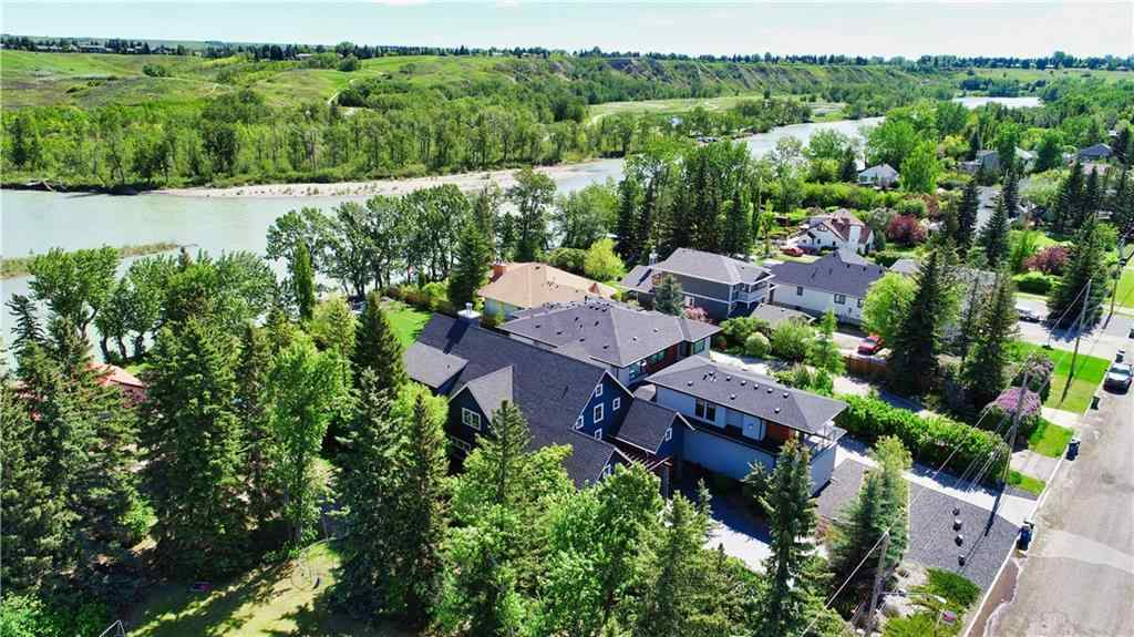MLS® # A1047495 - 6628 Bow Crescent NW in Bowness Calgary, Residential Open Houses