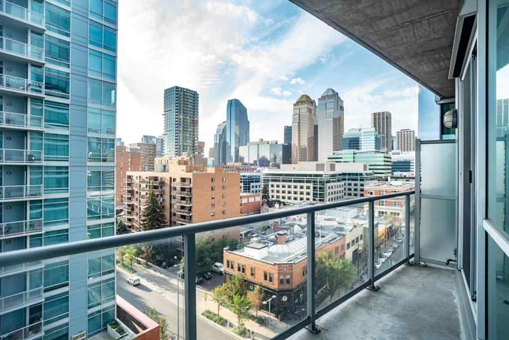 MLS® #A1047543 - Unit #806 135  13 Avenue SW in Beltline Calgary, Residential Open Houses
