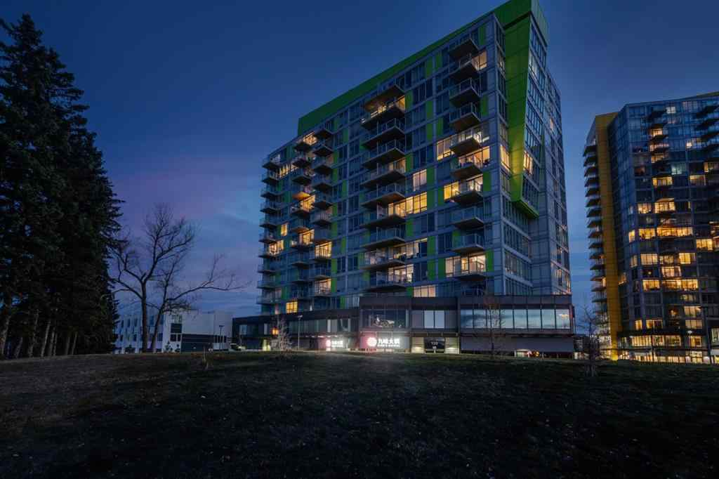 MLS® #A1047644 - Unit #504 30 Brentwood Common NW in Brentwood Calgary, Residential Open Houses