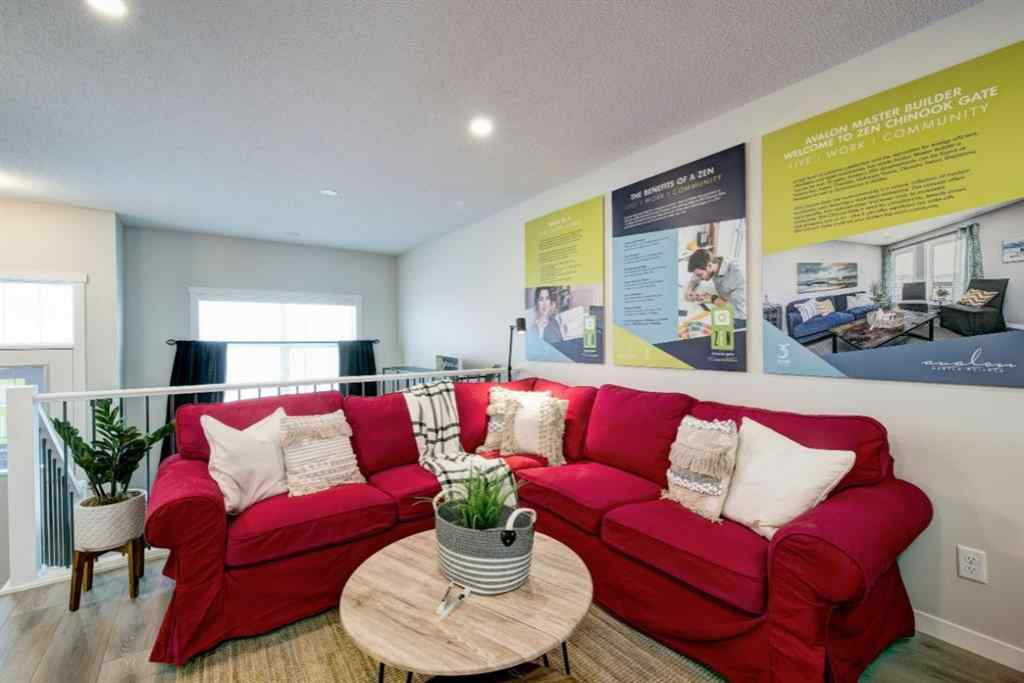 MLS® #A1047739 - 125 Chinook Gate Boulevard SW in Chinook Gate Airdrie, Residential Open Houses