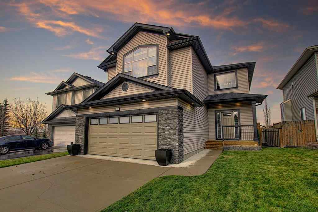 MLS® #A1047837 - 73 Tanner Close SE in Thorburn Airdrie, Residential Open Houses