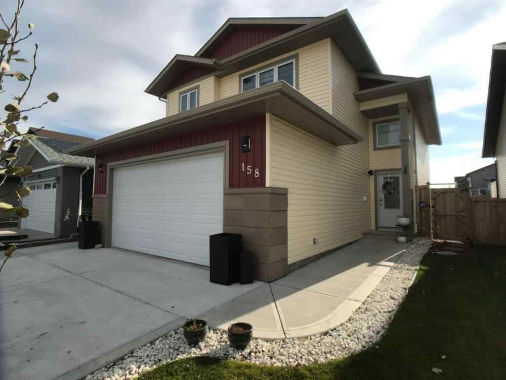 MLS® # A1047846 - 158 Morris Court  in Mckay Ranch Blackfalds, Residential Open Houses