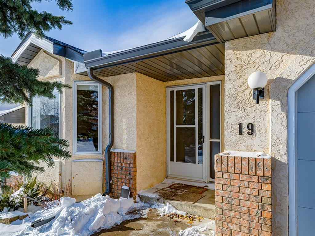 MLS® # A1048156 - 19 Edenwold Green NW in Edgemont Calgary, Residential Open Houses