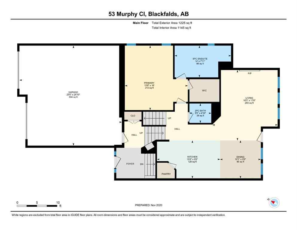 MLS® #A1048259 - 53 Murphy Close  in Mckay Ranch Blackfalds, Residential Open Houses