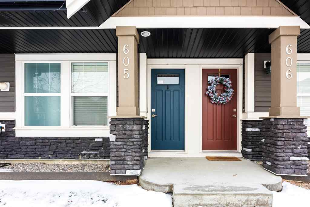 MLS® #A1048279 - Unit #605 280 Williamstown Close NW in Williamstown Airdrie, Residential Open Houses