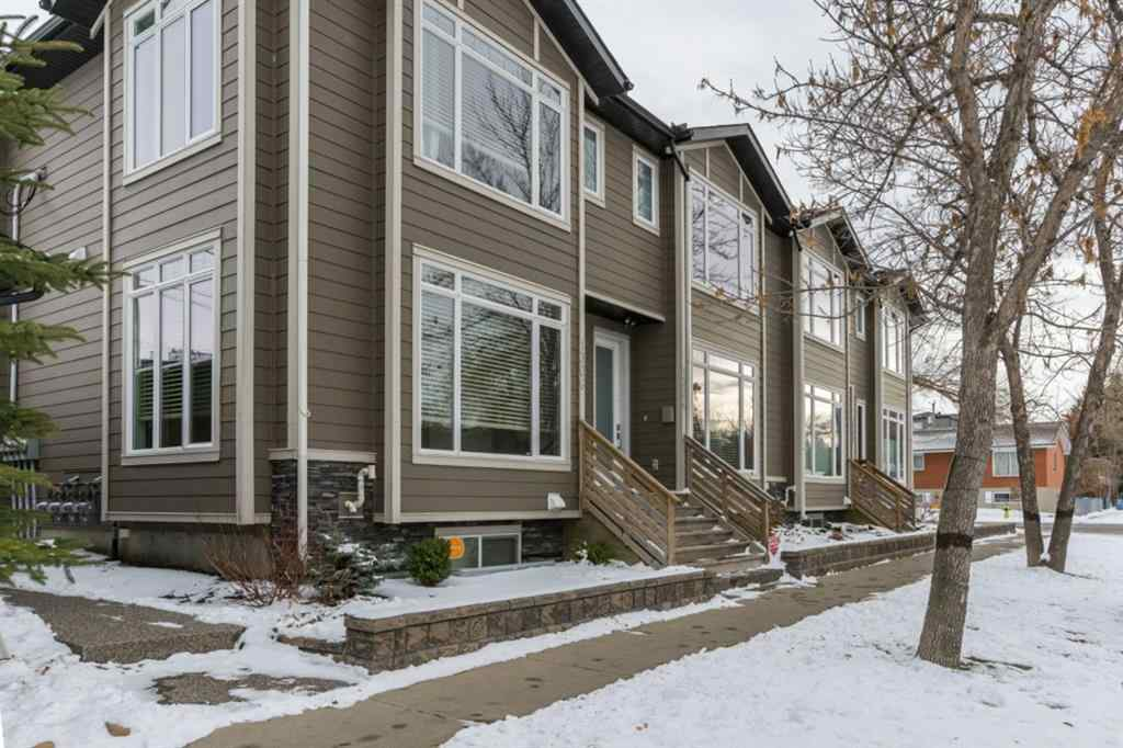 MLS® # A1048283 - 1304 2 Street NE in Crescent Heights Calgary, Residential Open Houses