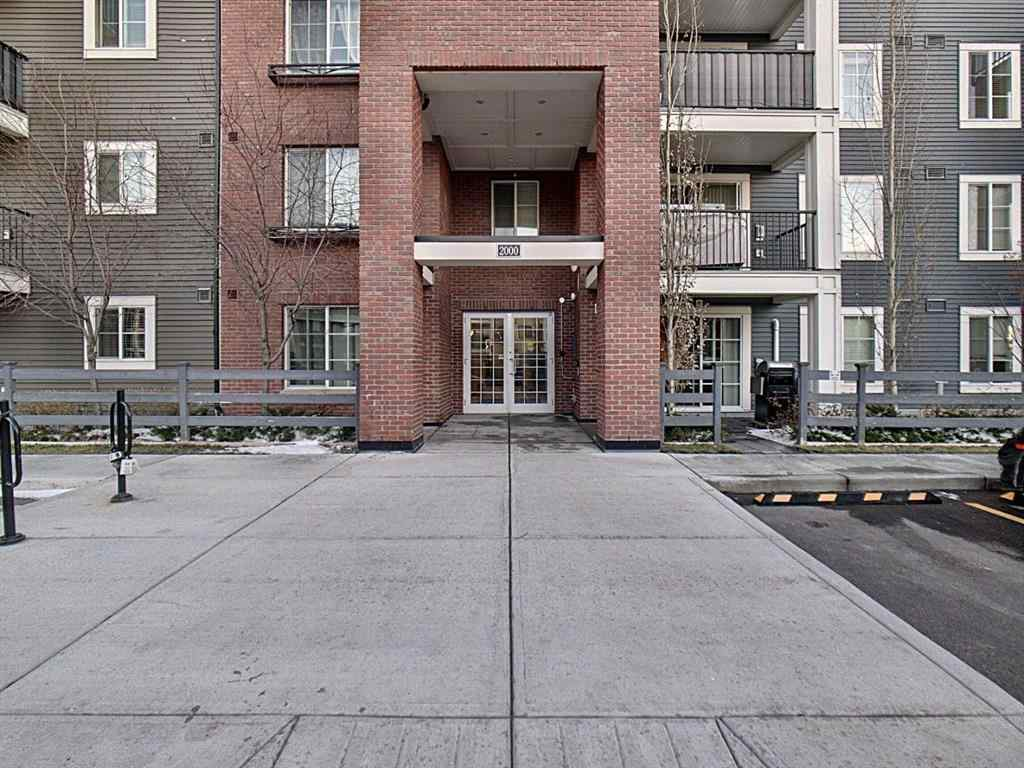 MLS® # A1048456 - Unit #2114 99 Copperstone Park SE in Copperfield Calgary, Residential Open Houses