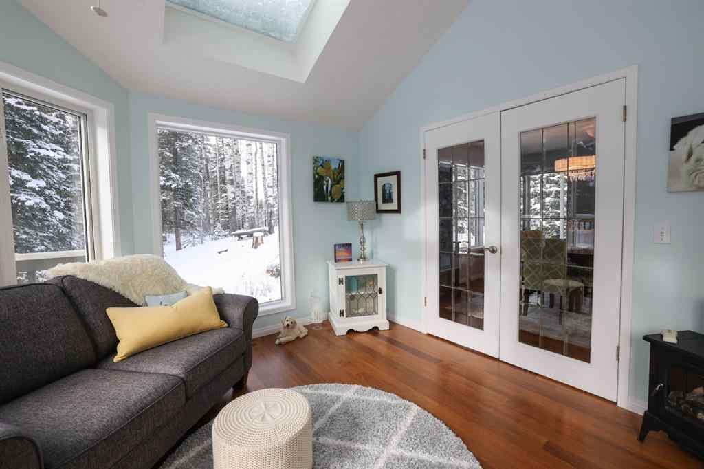 MLS® #A1048511 - 231028 Forestry Way  in West Bragg Creek Bragg Creek, Residential Open Houses