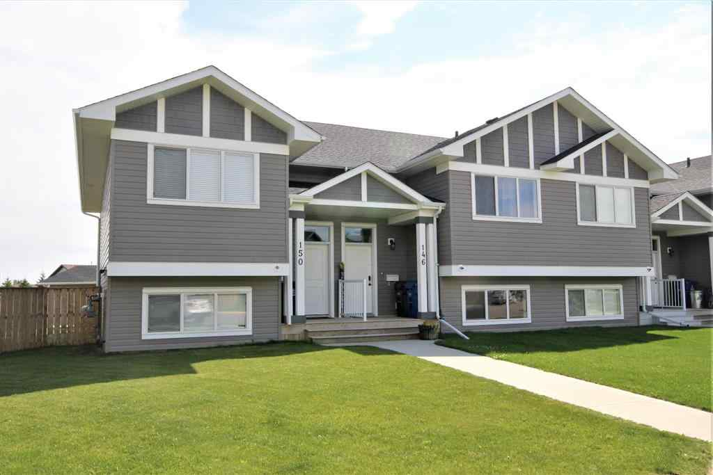 MLS® # A1048570 - 150 Ava Crescent  in Aspen Lakes West Blackfalds, Residential Open Houses