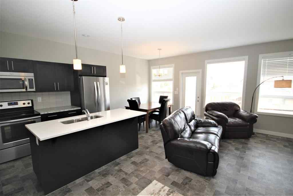 MLS® #A1048570 - 150 Ava Crescent  in Aspen Lakes West Blackfalds, Residential Open Houses