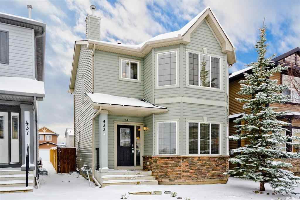 MLS® # A1048659 - 433 Luxstone Place SW in Luxstone Airdrie, Residential Open Houses