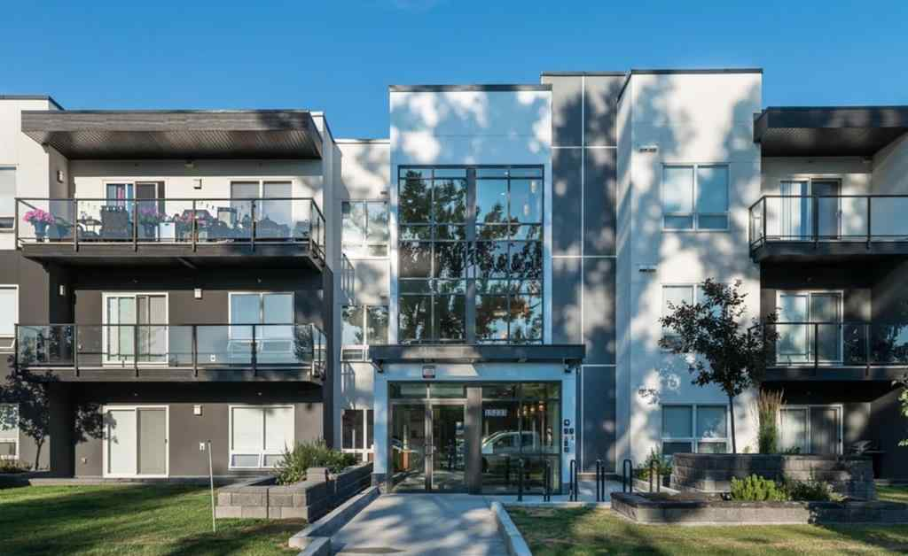 MLS® # A1049262 - Unit #219 15233 1 Street SE in Midnapore Calgary, Residential Open Houses