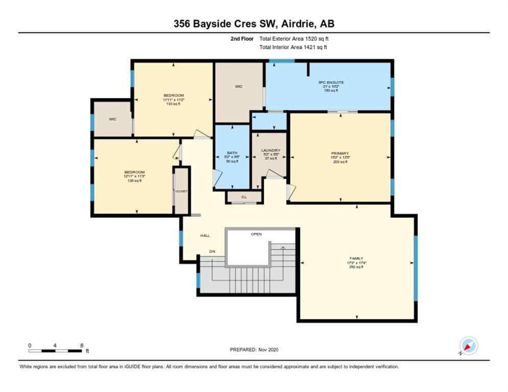 MLS® #A1049318 - 356 Bayside Crescent SW in Bayside Airdrie, Residential Open Houses