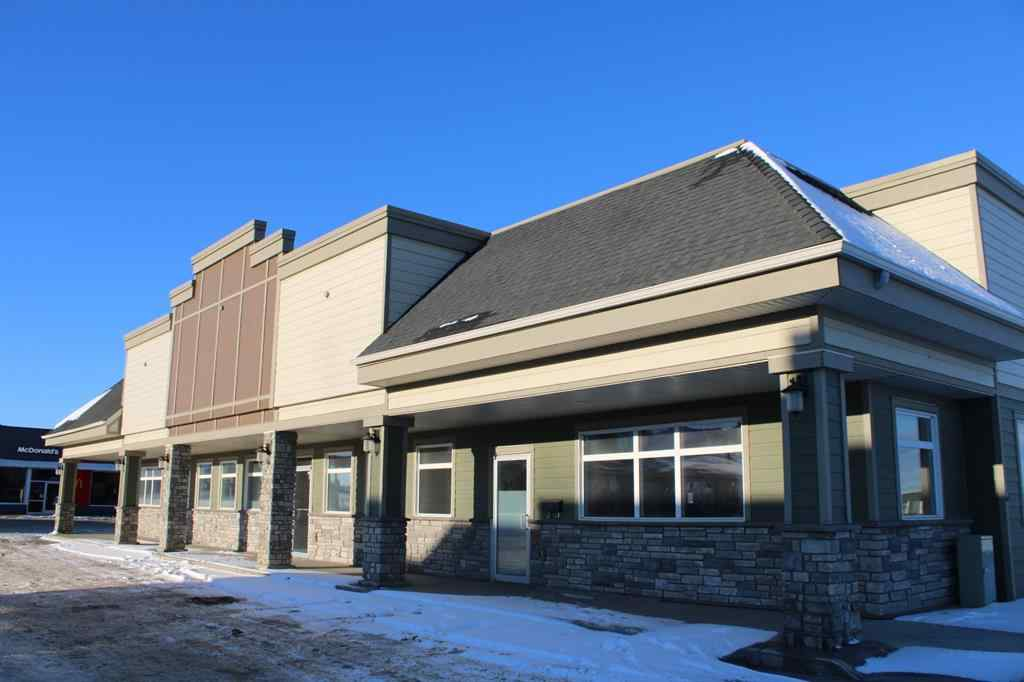 MLS® # A1049549 - Unit #105 8301 99 Street  in N/A Clairmont, Commercial Open Houses