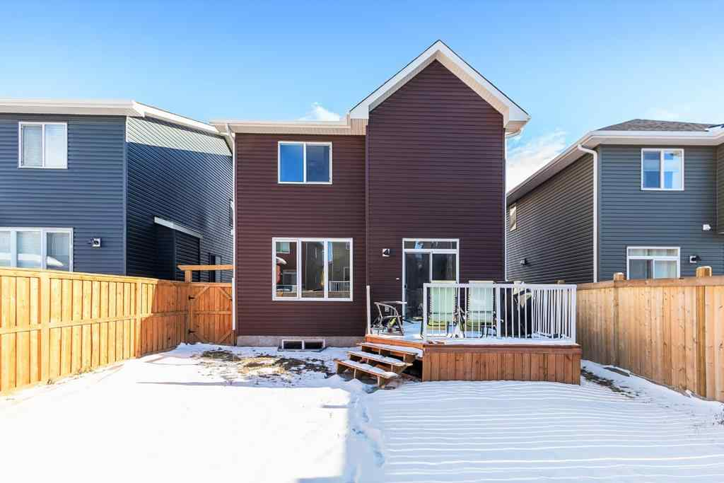 MLS® #A1049579 - 95 BAYVIEW Circle SW in Bayview Airdrie, Residential Open Houses