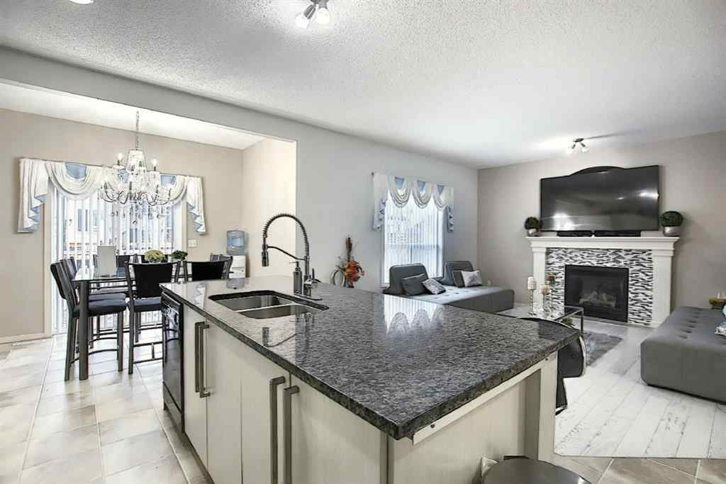 MLS® #A1049901 - 2914 Prairie Springs Grove SW in Prairie Springs Airdrie, Residential Open Houses