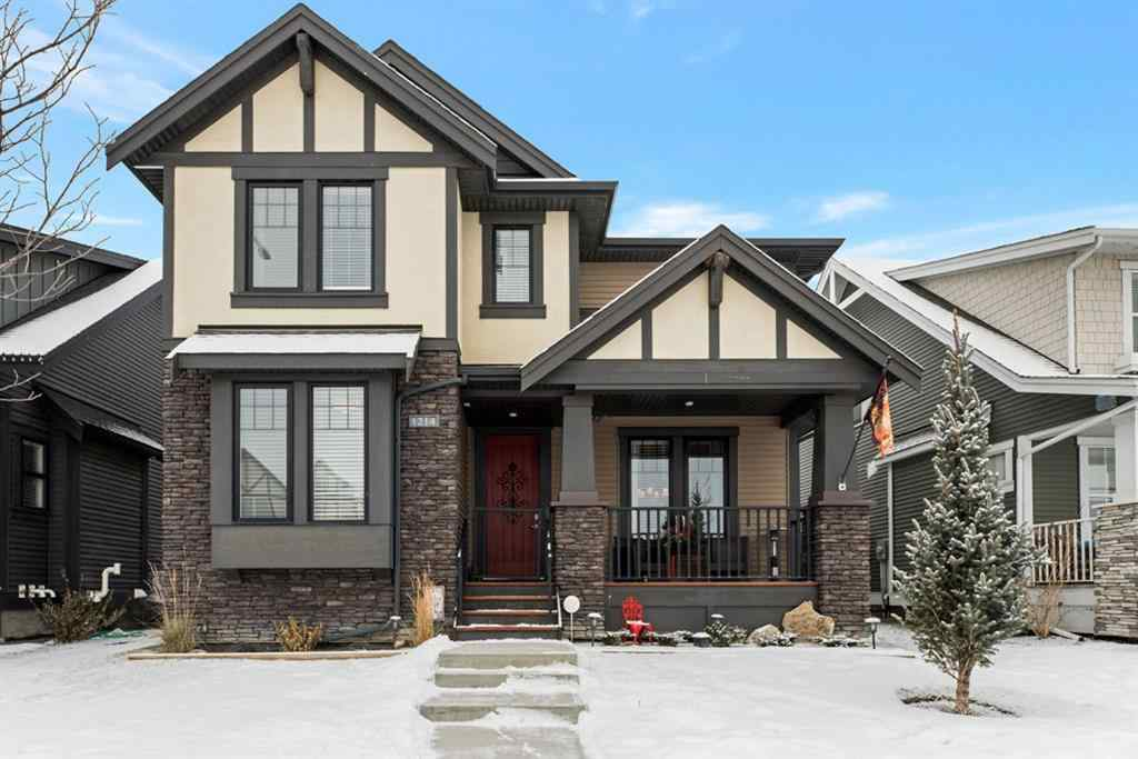 MLS® # A1050297 - 1214 Coopers Drive SW in Coopers Crossing Airdrie, Residential Open Houses