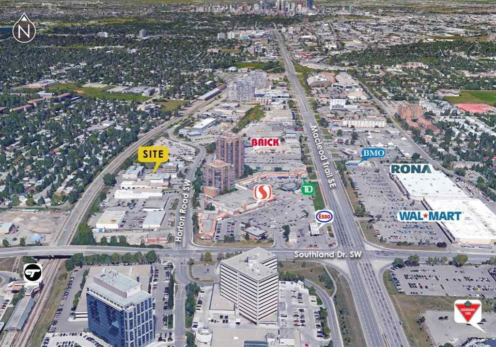 MLS® #A1050473 - Unit #A100 9705 Horton Road SW in Haysboro Calgary, Commercial Open Houses