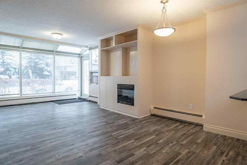 MLS® # A1050622 - Unit #105 4554 Valiant Drive NW in Varsity Calgary, Residential Open Houses