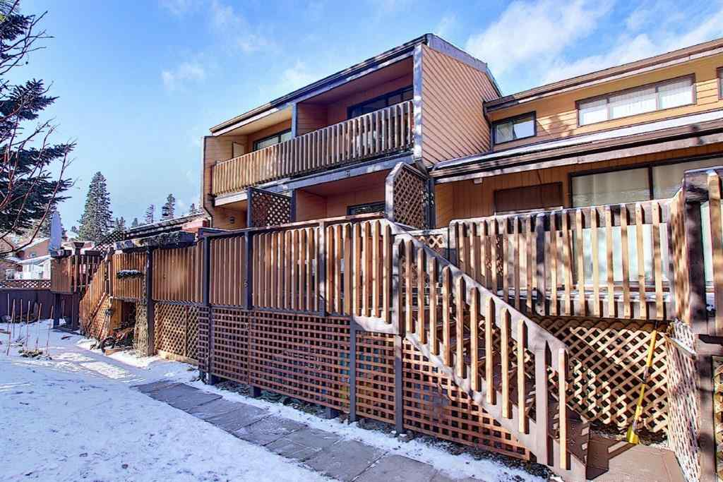 MLS® # A1050762 - Unit #6 426 Marten Street  in NONE Banff, Residential Open Houses