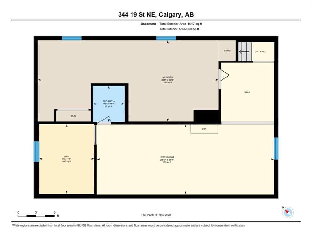 MLS® # A1050763 - 344 19 Street NE in Mayland Heights Calgary, Residential Open Houses