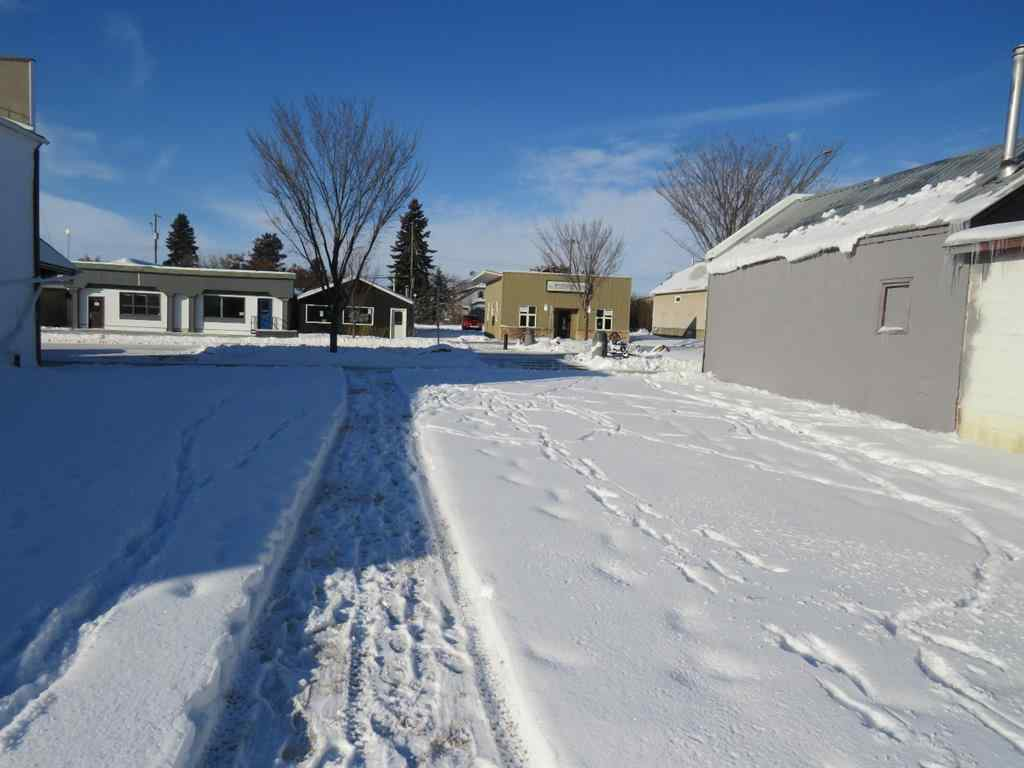MLS® #A1050794 - 4923 50 Street  in NONE Alix, Commercial Open Houses
