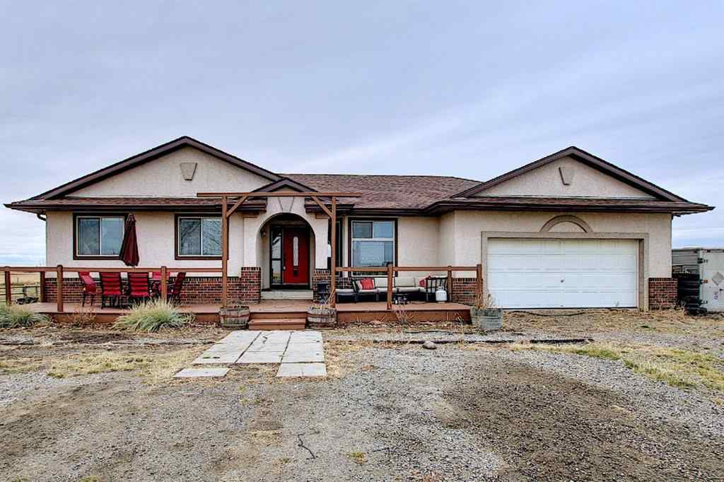 MLS® # A1050795 - 306153 272 Street E in NONE Rural Foothills County, Residential Open Houses