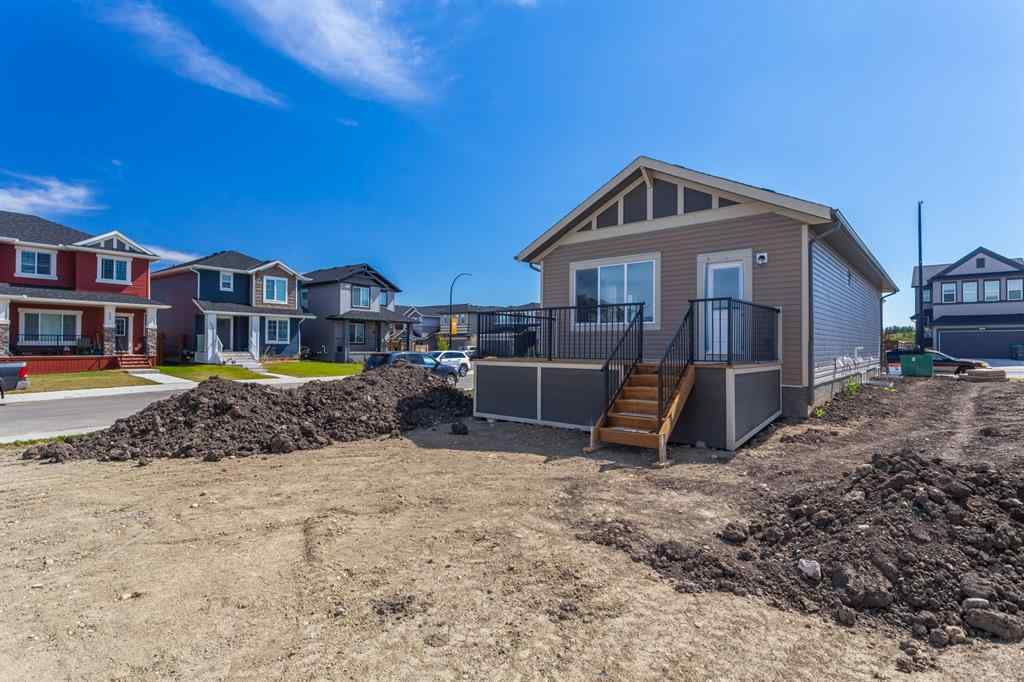 MLS® # A1050798 - 64 Willow Street  in The Willows Cochrane, Residential Open Houses