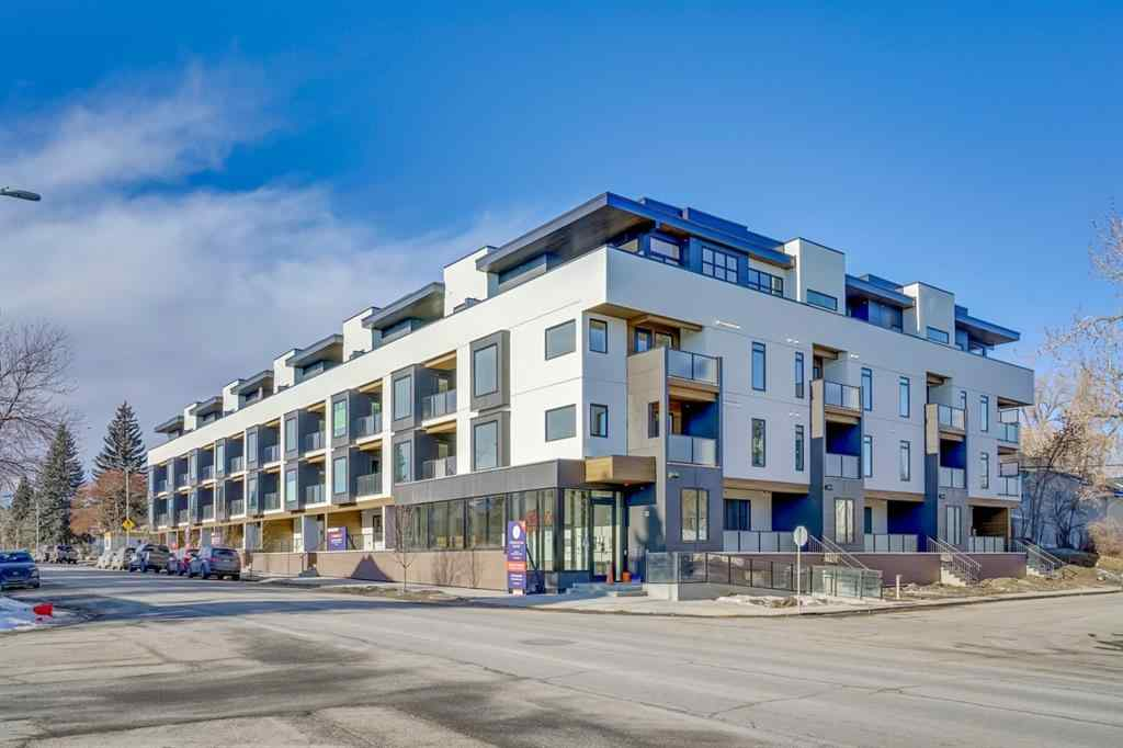MLS® #A1051261 - Unit #207 3375 15 Street SW in South Calgary Calgary, Residential Open Houses