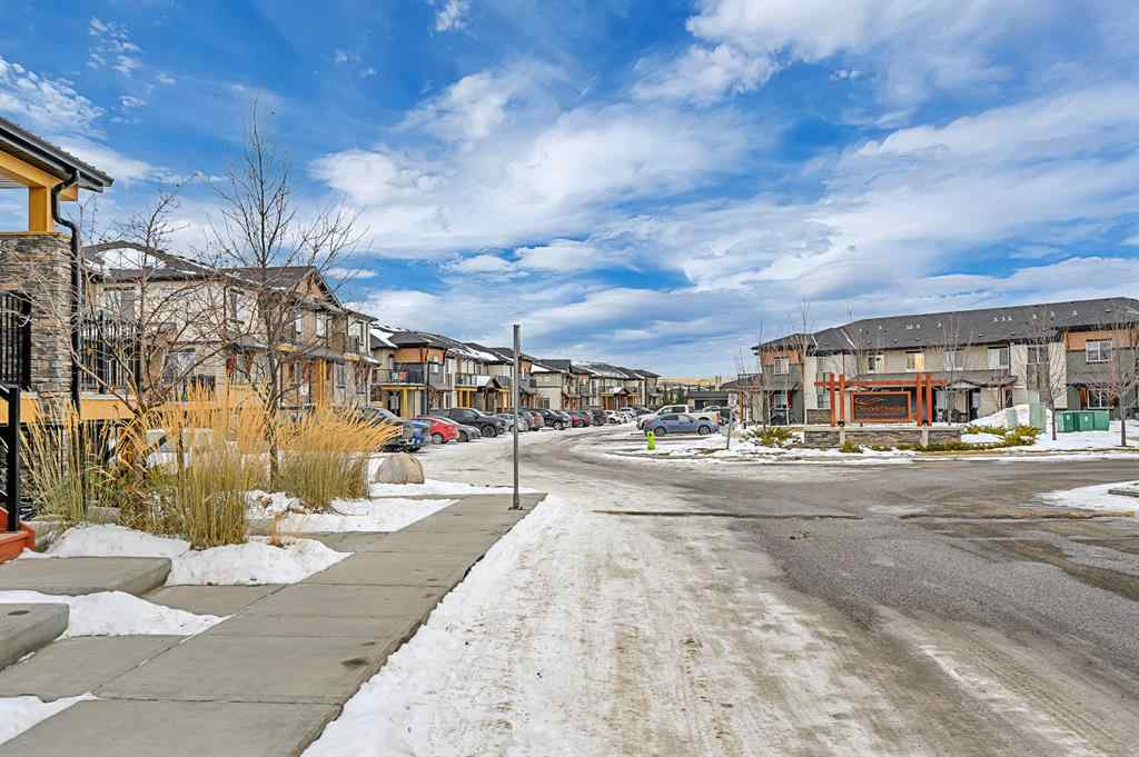 MLS® # A1051381 - Unit #7203 2781 Chinook Winds  Drive SW in Prairie Springs Airdrie, Residential Open Houses